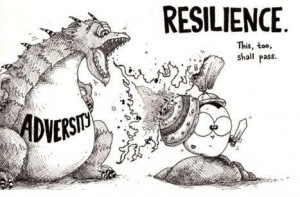 resilience cartoon